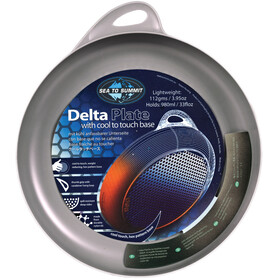 Sea to Summit Delta Plate grey